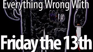 Download Everything Wrong With Friday the 13th (1980) Video