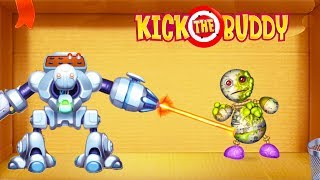 Download Kick the Buddy | Fun With All Weapons VS The Buddy | Android Games 2018 Gameplay | Friction Games Video