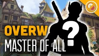 Download MASTER OF ALL - Overwatch Gameplay (Mystery Heroes Brawl) Video