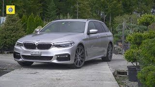 Download BMW 540D - Autotest Video