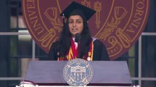 Download Sulekha Ramayya USC Valedictorian Speech | USC Commencement 2016 Video