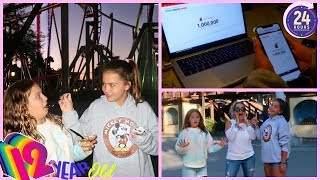 Download 12 YEAR OLD IN CHARGE FOR 24 HOURS * ONE MILLION SUBSCRIBERS *   SISTER FOREVER Video