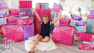 Download 🎂 JAEDYN'S 10th BIRTHDAY SPECIAL MORNING PRESENT OPENING!! 🎁 | Slyfox Family Video