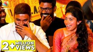 Download Dhanush-யை வெக்கபடவைத்த Anchor | Sai Pallavi Cute Moments | Maari 2 Press Meet Video