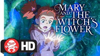 Download Mary and The Witch's Flower - Exclusive Opening Scene [In Cinemas January 2018!] Video
