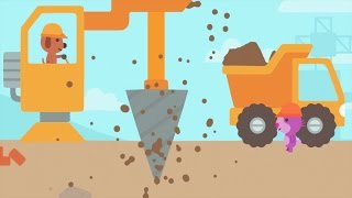 Download Fun Sago Mini Games - Baby Fun Build Construction Building With Sago Mini Trucks And Diggers Video