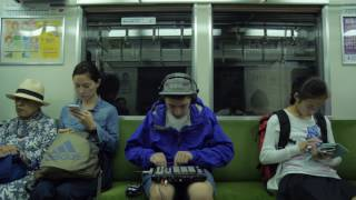 Download Ally Mobbs OP1 and MPC 500 on the Subway Video