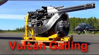 Download Vulcan Gatling Gun Video
