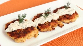 Download Salmon Cakes Recipe - Laura Vitale - Laura in the Kitchen Episode 573 Video