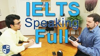 Download IELTS Speaking Band 7.5 - Arabic FULL Video