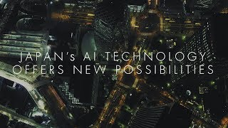 Download Innovation Japan【JAPAN'S AI TECHNOLOGY OFFERS NEW POSSIBILITIES】 Video