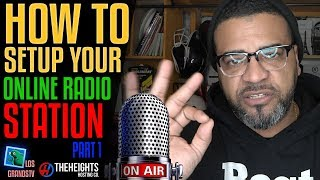 Download How To Setup an Online Radio Station 🎤 Part 1: Getting Started : LGTV Tutorial Video