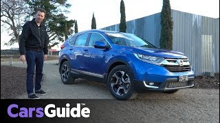 Download Honda CR-V 2017 review: first drive video Video