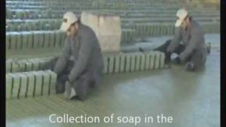 Download How Lorbeer Aleppo Soap is made / savon d'Alep, seife,Алеппо мыло,阿勒颇肥皂 Video