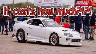 Download Cost to build a 1000hp Supra Turbo Video