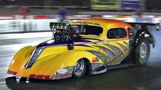 Download Street Car Super Nationals, Pro Street Qualifying, 2nd round, 2008 Video