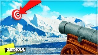 Download MOST IMPOSSIBLE CANNON TARGETS? (Golf It) Video