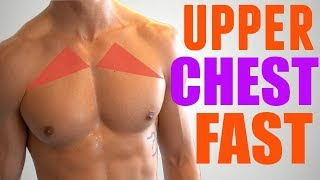 Download 3 Exercises to get a CHISELED Upper Chest FAST Video