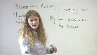 Download English Grammar - Easy Introduction to Passive Video