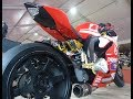 Download Yamaha Scorpio Modif Moge Ducati Panigale Custom Full Fairing Video