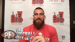 Download Travis Kelce on Patrick Mahomes and the Chiefs' explosive offense I Pro Football Talk I NBC Sports Video