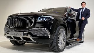 Download 2020 Mercedes Maybach GLS - Full GLS 600 Review Interior Sound Exterior Infotainment Video