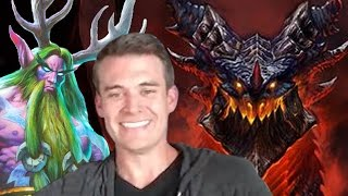 Download (Hearthstone) The Dragon Druid Deathwing Dance Video