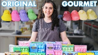 Download Pastry Chef Attempts to Make Gourmet Peeps | Gourmet Makes | Bon Appétit Video