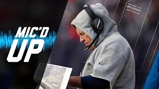 Download Bill Belichick Mic'd Up vs. Dolphins Is Everything You Want it to Be | NFL Sound FX Video