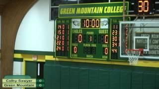 Download Colby-Sawyer vs. Green Mountain NCAA Women's Basketball Video