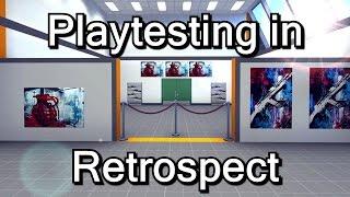 Download Playtesting in Retrospect Video