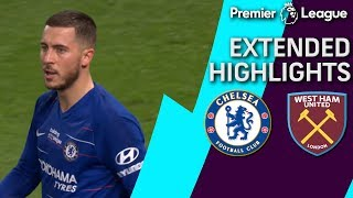 Download Chelsea v. West Ham | PREMIER LEAGUE EXTENDED HIGHLIGHTS | 4/8/19 | NBC Sports Video