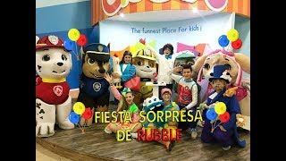 Download GIGGLES KIDS - FIESTA SORPRESA RUBBLE PAW PATROL Video