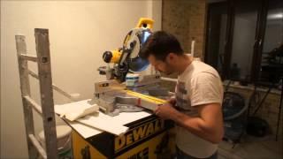 Download Пила торцовочная DeWALT DWS 780 Ремонт квартир в Москве Video
