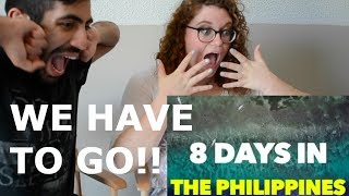 Download 8 DAYS IN THE PHILIPPINES (REACTION) Video
