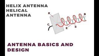 CST MWS Tutorial 02: Geometrical Design of a Helix Antenna Free