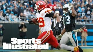 Download Did Eric Berry's Pick Six Knock Panthers Out Of Playoff Contention? | SI NOW | Sports Illustrated Video