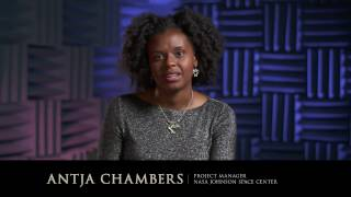 Download NASA Modern Figure: Antja Chambers Video