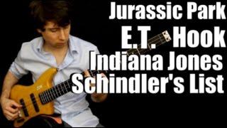 Download Steven Spielberg/John Williams Movie Medley - Solo Bass - Zander Zon Video