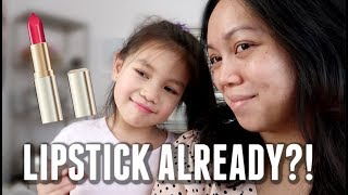 Download First time wearing lipstick outside the house! - ItsJudysLife Vlogs Video