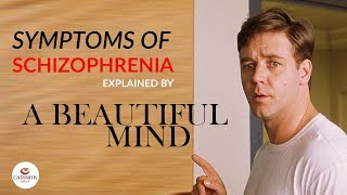 Download Symptoms of schizophrenia Explained by - A Beautiful Mind (2001) Video