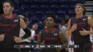 Download Men's Basketball: Nicholls State vs. Samford Video