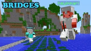 Download The Bridges Friday Challenge / KILL THE WATER / Cybernova / Minecraft Mineplex Server Video