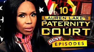 Download 10 Worst Cases on Paternity Court Video