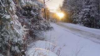 Download Could You Survive Stranded In A Snow Storm? Video