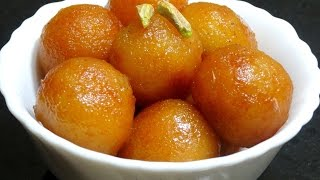 Download Bread Gulab Jamun Recipe-Instant Gulab Jamun-How To make Perfect Bread Gulab Jamun-Indian Sweets Video