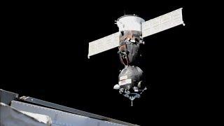 Download Soyuz MS-11 docking Video