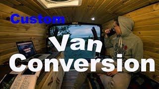 Download SELF BUILD FORD VAN CONVERSION - 2017 Video