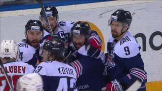 Download Zaripov scores off Kovar setup, Golubev confronts them both Video