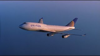 Download United – A Fond Farewell to our Boeing 747 Video